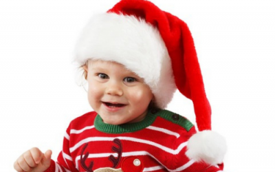 How to take perfect baby photos this christmas